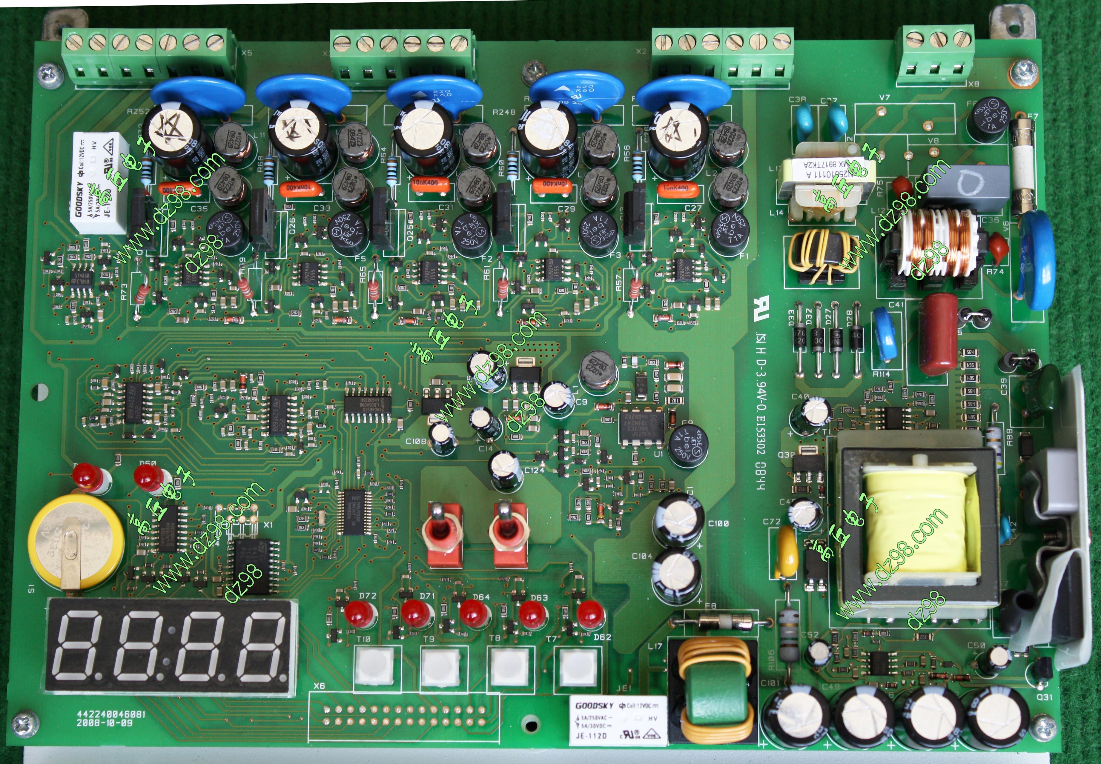 日光灯的接线图带触发器镇流器