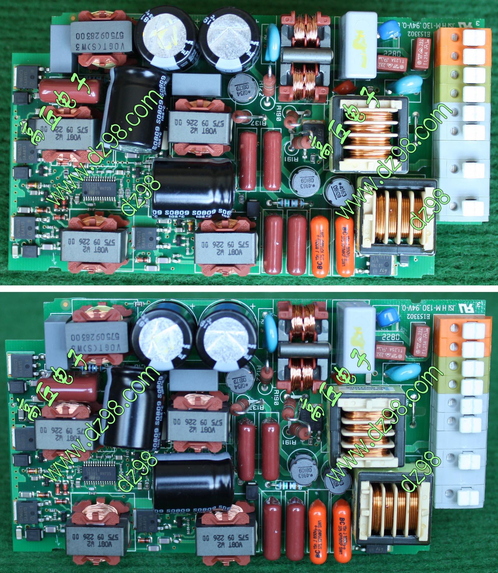 led节能灯控制电路