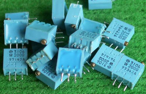 alps/470欧姆微调电位器bka111 数量21700只 另有1k欧姆数量1000只 1
