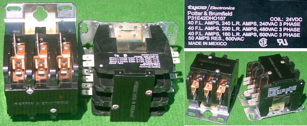接触器blb41 无货 拆机件        拆机件,外观9成新,4路触点,线圈